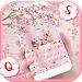 Download Sakura Floral Keyboard Theme 1.0 APK