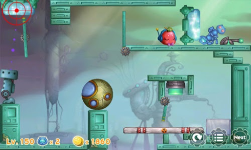 screenshot of Shoot the Apple version 1.3.2