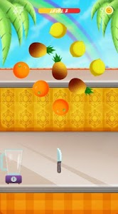 screenshot of Slicer Fruit Deluxe 2019 version 2.0