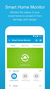 screenshot of SmartThings Classic version Varies with device