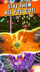screenshot of AFC Solar Squad: Space Attack version 1.9.5