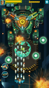 screenshot of AFC Solar Squad: Space Attack version 1.8.1