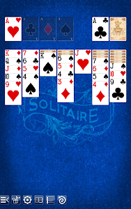 screenshot of Solitaire Free version 4.6