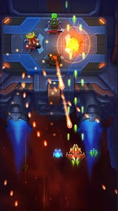 screenshot of Space Justice – Galaxy Shoot 'em up Shooter version 3.2.5413
