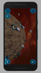 screenshot of Space Miner version 0.1