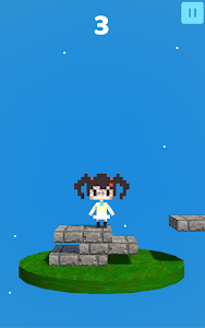 screenshot of Stack Jump version 1.7