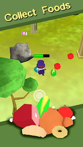 screenshot of Starving Island version 1.2