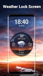 screenshot of Live Weather&Local Weather version 13.1.7.4171
