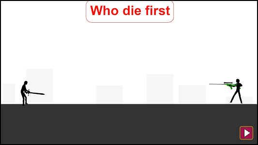 screenshot of Who Dies First version 1.1.2
