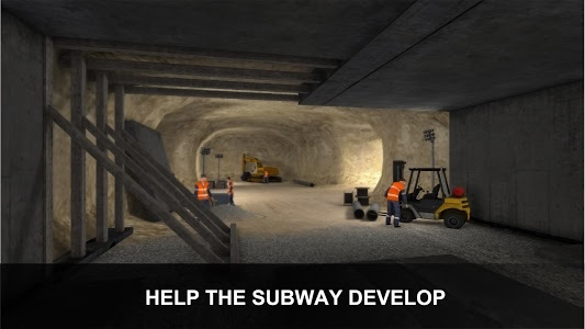 screenshot of Subway Simulator 3D version 2.6.0