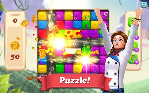 screenshot of Vineyard Valley: Match & Blast Puzzle Design Game version 1.8.18