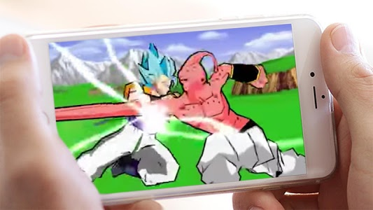 screenshot of Super Goku: Saiyan Warriors version 1.0.4