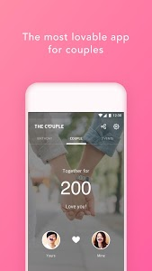 screenshot of THE COUPLE (Days in Love) version v1.9.17