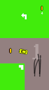 screenshot of Taping Drift version 0.21