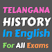 Download Telangna History In English :For All Exams 2.0 APK
