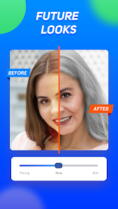 screenshot of Test Future - Aging Face,Palm Scanner,Baby Predict version 1.7
