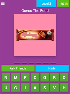 screenshot of The Food Quiz Free-Earn Real Cash version Varies with device