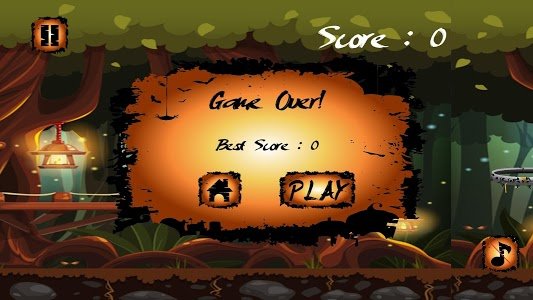 screenshot of The Journey Bee: On The Hunt For Honey! version 2