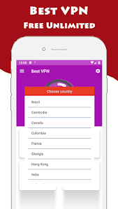 screenshot of The Tiger VPN - All Countries Free Proxy Server version 1.4
