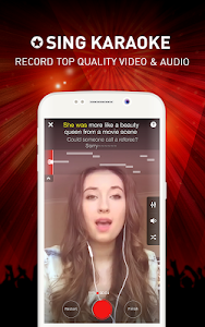 screenshot of The Voice: On Stage - Sing! version 6.0.2