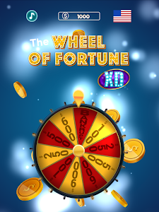 screenshot of The Wheel of Fortune XD version 3.8.5
