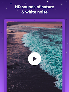 screenshot of Tingles ASMR - Relaxing & Soothing Sleep Sounds version 3.1.0