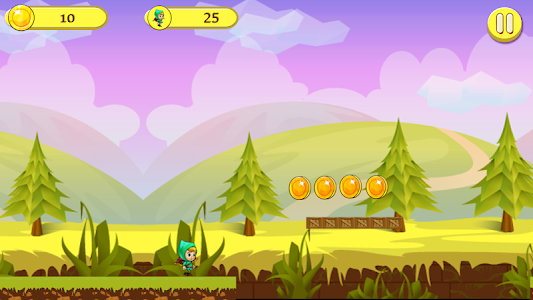 screenshot of Tiny Archers Runner version 3.0