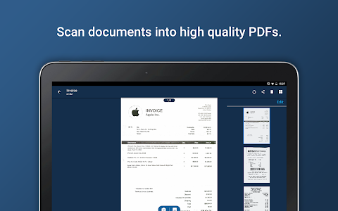 screenshot of Tiny Scanner - PDF Scanner App version 4.0.2