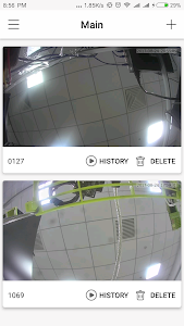 screenshot of ToSee version ToSee_TO_SY.2.2.29.1
