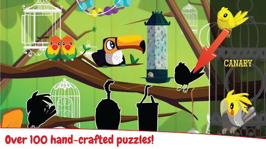 screenshot of Toddler Kids Puzzles PUZZINGO version 7.54