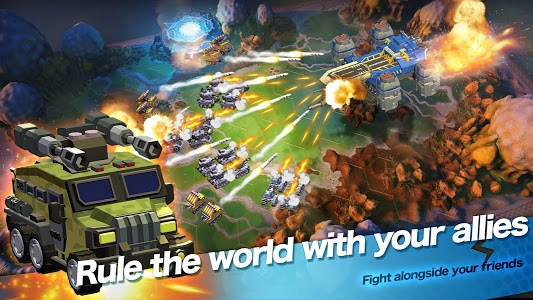 screenshot of Top War: Battle Game version 1.22.0