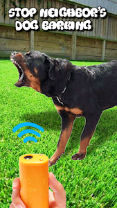 screenshot of Train My Dog-(Clicker and Whistle) version 3.0