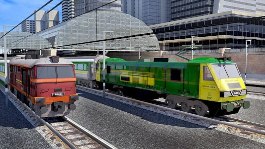 screenshot of Train Sim 2019 version 2.3
