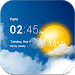 Download Transparent clock & weather 1.98.51 APK