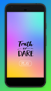 screenshot of Truth or Dare Game 2019 version 1.0