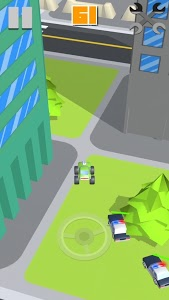 screenshot of Ultimate Car Chase version 1.1