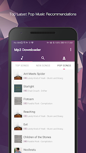 screenshot of Unlimited Music Download - Free Download Music version 1.0.3