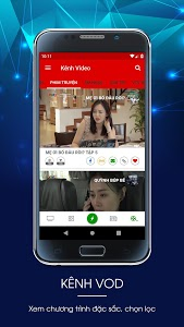 screenshot of VTV Go - TV Mọi nơi, Mọi lúc version 3.0.4-vtvgo