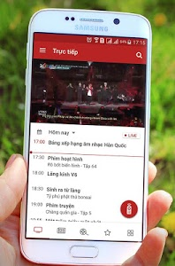 screenshot of VTV Go - TV Mọi nơi, Mọi lúc version 2.9.0-vtvgo