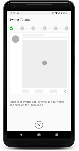 screenshot of Video Downloader : Download Twitter Videos version 5.0