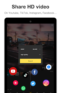 screenshot of Video Editor for Youtube & Video Maker - My Movie version 8.2.4