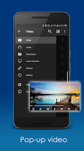 screenshot of Video Player HD version 2.1.2