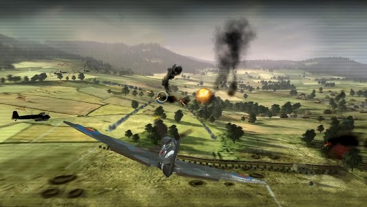 screenshot of War Plane 3D -Fun Battle Games version 1.1.1