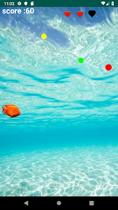 screenshot of Water Fish version 1.0