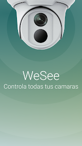 screenshot of WeSee version 1.69