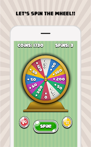 screenshot of Wheel of 3D Toys Gift for Kids version 2.0.0