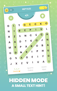 screenshot of Word Search - Connect Letters for free version 1.12