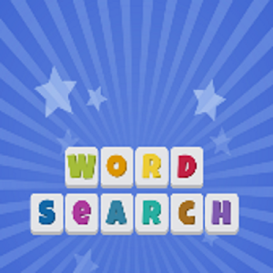 screenshot of Word Search for kids version 1.0