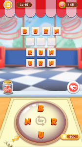 screenshot of Word Sweety - Crossword Puzzle Game version 1.1.2