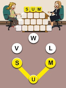 screenshot of Mary's Promotion- Wonderful Word Game version 1.9.2